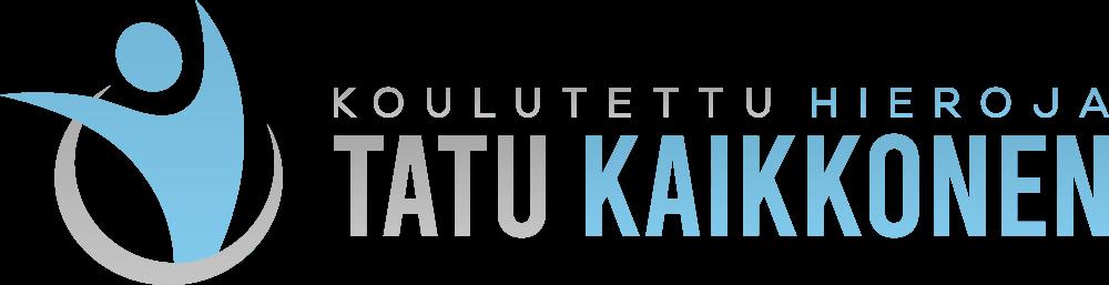 Koulutettu Hieroja Tatu Kaikkonen - Logo
