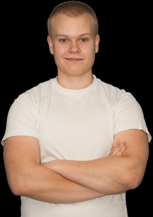 Koulutettu Hieroja Tatu Kaikkonen